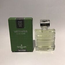 Guerlain Vetiver EDT miniature parfum 5ml