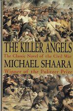 THE KILLER ANGELS by Michael Shaara (1993 HC/DJ) Civil War Novel