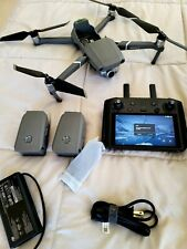 Mavic 2 Zoom with Smart Controller, hard case and extra battery FLOWN TWICE
