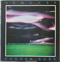 HOWEVER Sudden Dusk LP U.S. Prog Rock – on Random Radar Records