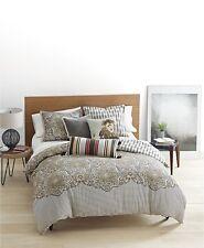 "Martha Stewart Whim Lion Heart 18"" Square Decorative Pillow Bedding $80 H1111"