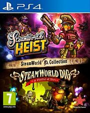 Steamworld Collection [UK Import] PS4 Playstation 4 RISING STAR