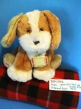 Avon Saint Bernard Puppy 1990 plush(310-1552)