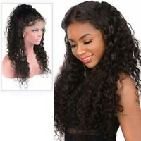 Fashion Pre Plucked With Baby Hair Curly Brazilian Synthetic Lace Front Bob Wigs