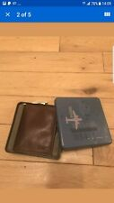Fossil gents Genuine Leather Brown wallet