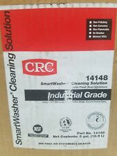 SmartWasher Cleaning Solution-Industrial Grade-5 Gal CRC-14148-Rust Inhibitor
