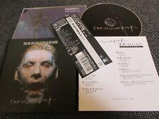 RAMMSTEIN / Sehnsucht /JAPAN LTD CD OBI