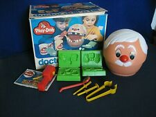 Vintage 1978 Kenner Play-Doh Doctor Drill'n Fill set (no instructions/PlayDoh)