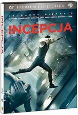 INCEPCJA (INCEPTION) - DVD