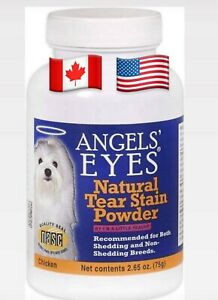 Angels Eyes FOR DOGS stain remover Chicken Formula Tear 75g Free Shipping Canada