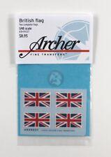 Archer 1/48 British Flag United Kingdom Union Jack (2 complete flags) AR49037