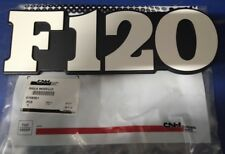 5158061 SIGLA FREGIO STEMMA LOGO TRATTORE FIAT F120