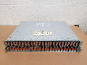EMC VNX5300 SAE 15TB (25x 600GB 2.5'' 10K SAS) Hard Drive Expansion Array