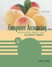 Computer Accounting with Peachtree Complete 2004