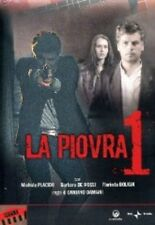 LA PIOVRA 01  3 DVD  COFANETTO  SERIE-TV