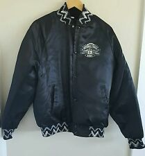 Vintage NFR 1991 National Finals Rodeo Las Vegas Nevada Men's Jacket Large