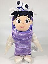 "Disney Store Pixar Monsters Inc Boo Plush Doll In Costume 11"""