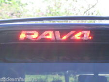Toyota RAV4 3rd brake light decal overlay 06 07 08 09 2010 2011 2012