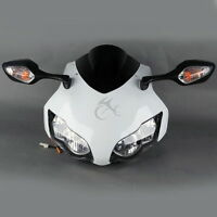ABS Plastic Upper Fairing Cowl Combo For HONDA CBR 1000RR 08-11 09 10 11 new