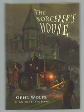 SIGNED The Sorcerer's House Deluxe 1st Edition #58/200 Gene Wolfe & Tim Powers