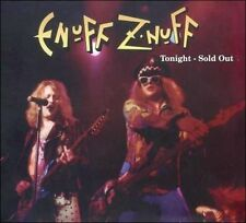 Tonight Sold Out [Limited Edition] by Enuff Z'nuff (CD, May-2008, Metal Mind Productions)