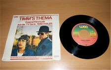 """TIMM THALER - OST TV SERIE TIMM´S THEMA 7"""" SINGLE TOMMI OHRNER HORST FRANK 1979"""