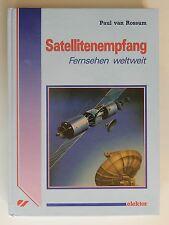Paul van Rossum Satellitenempfang Fernsehen Weltweit