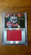 2013 Panini Absolute #230 Rookie Premiere Materials Quinton Patton # 07/99