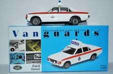 Corgi Vanguards 1/43 Ford Consul West Yorkshire Police