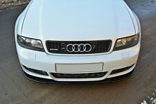 Audi RS4 B5 Front Bumper Lip Cup Lower spoiler Chin Valance Splitter RS 4 addon