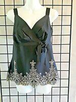 Ann Taylor Loft Brand Top Women's  Size 4 Summer Blouse