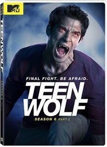 TEEN WOLF TV SERIES COMPLETE SEASON 6 PART 2 New Sealed DVD