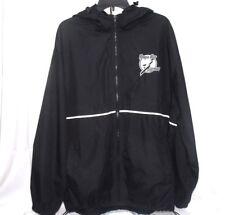 G-III Sports by Carl Banks Tampa Bay Lightning Black Full-Zip Hooded Jacket - XL