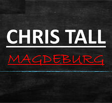 CHRIS TALL MAGDEBURG TICKETS KARTEN SITZPLÄTZE PARKETT *Sa, 24.03.2018