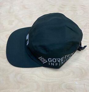 Carhartt Wip Gore-Tex Infinium Reflect 3L Black Backley Cap Baseball Hat