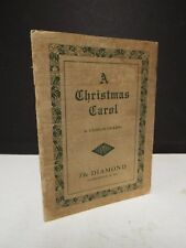 A Christmas Carol by Charles Dickens - 20th Century