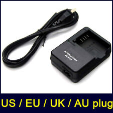 Battery Charger For Fujifilm X-M1 X-Pro1 X-Pro2 X-T1 X-T2 X-T3 X-T10 X-T20 US/EU