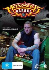 Monster Garage : Season 2 (DVD, 2010, 5-Disc Set) - Region 4