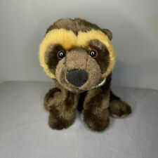 Cabin Critters Wolverine Plush Stuffed Animal North American Wildlife Collection