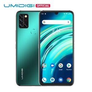 UMIDIGI A9 Pro Global Version 6GB 128GB Helio P60 Octa Core 48MP Quad Camera