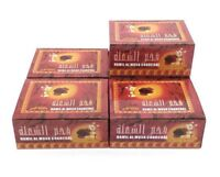 5* Box 500 Piece Charcoal Disc Tablet Instant Lite Coal Hookah Bakhoor Shisha