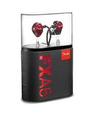 Fender FXA6 Pro In-Ear Headphone Monitors for live performance, studio, casual