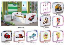 Cama Individual Babydreams - Para Niños Infantil Niño Menor 140x70 160x80 180x80