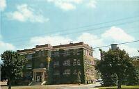 Milford Delaware~L D Caulk Company~Dental Laboratory~Admin Bldg~1950s Postcard