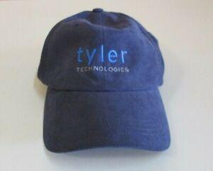 Tyler Technologies - Branded Baseball Cap / Hat - Port Authority - Navy Blue