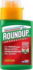 Roundup AC Unkrautfrei Konzentrat 250 ml