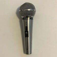 SHURE PE588B CN Unisphere B Dynamic Microphone Silver