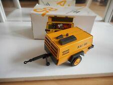 NZG Atlas Copco Compressor XAS 85 in yellow on 1:25 in Box