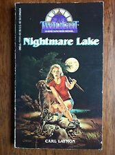 TWILIGHT #11 Nightmare Lake Carl Laymon Richard 1st 1983 Where Darkness Begins!