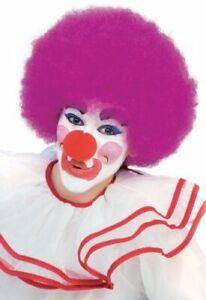 Rubie's Costume Deluxe Clown Wig, Purple, One Size